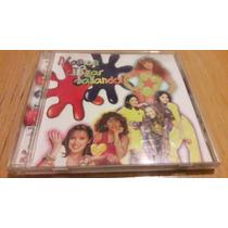 Tatiana, Anahi, ¡vamos A Jugar Bailando!, Cd Album Año 1999