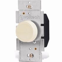 Dimmer Giratorio Regulador Intensidad De Luz Voltech 46302
