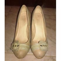 Zapatos Talla 41 De Dama Marca Mng, Giulliana.