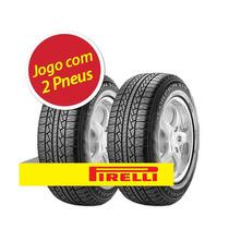 Kit 2 Pneu Aro 20 Pirelli 265/50r20 Scorpion Str 107v