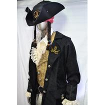 Disfraz De Pirata Para Caballero