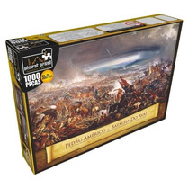Quebra-cabeça Batalha De Avaí 1000 Peças