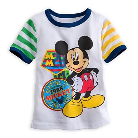 2f9736b7ff Pijama Mickey Mouse Para Niños Disney Store -   650