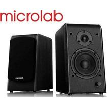 Microlab Caixa De Som Speaker 2.0 48w Rms B-77 Sp Retira