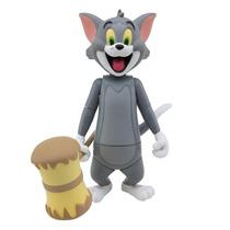 Tom & Jerry - Boneco Articulavel Tom 15cms *jazware*