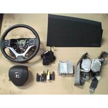 Kit Airbag Completo Honda Civic 2014 Novo