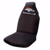 Forro Cubre Asiento Para Carro Nfl Denver Broncos