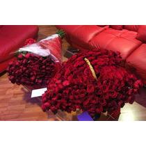 Ramos Artificiales Rosas Maxima Calidad