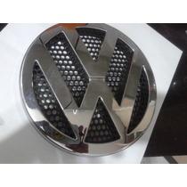 Emblema Dianteiro Da Grade Do Caminhão Vw 23cm Titan