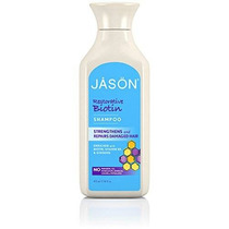 Jason Pure Champú Restaurador Natural Biotina 16 Onzas