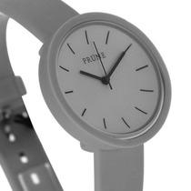 Reloj Prune Colours Prs-364 30wr Silicona Acero Envio Gratis