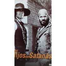 Los Hijos De Satanas Dvd Jorge Rivero & Regina Torne