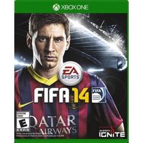 Jogo Xbox One Fifa 14