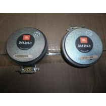 Remato Drivers Jbl 2412h-1 Con Membranas 7pro Nuevas.