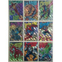 Prismas Pepsicards Marvel Pepsi Cards