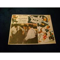 Charley Y El Angel Walt Disney Lobby Card Cartel Poster