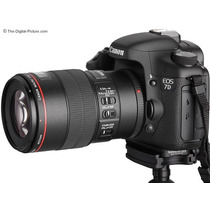Lente Canon Nova Ef 100mm F/2.8l Macro Is Usm Mercadplatinum