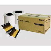 Papel Y Tinta Hiti 4x6 Para P720l 2000 Impresiones
