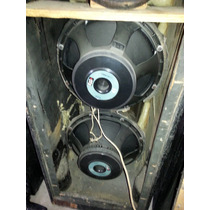 Bocinas De 15 Pulgadas 18 Sound Mb 700 Jbl Serie Pro Drivers