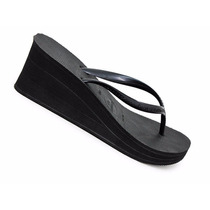 Sandalia Havaianas High Fashion Negro Originales Deporfan