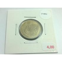 Moeda Israel 10 Agorot - Lt0952