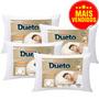 Kit Promocional 4 Travesseiros Dueto 150 Fios - Ortobom
