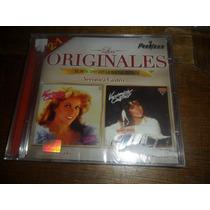 Cd Veronica Castro Los Originales Nuevo