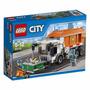 Educando Lego City 60118 Camión Recolector Basura Bloques