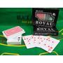 Cartas Poker De Plastico 100% Premiun Royal