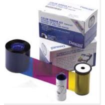 Ribbon Datacard Color Ymck - Negro Kt Original
