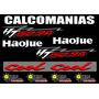 Calcomanias Haojue Hj-150 9a