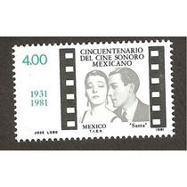 50 Aniv Cine Sonoro 1981 Pelicula Santa Lupita Tovar