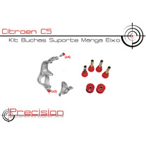 Citroen C5 - Kit Buchas Suporte Manga Eixo Em Pu