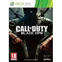 Cod Black Ops, Black Ops Ii, Black Ops Iii Xbox 360