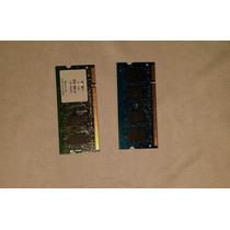 Memorias Ram 1 Gb Y 512 Mb Son Ddr2 Para Laptop