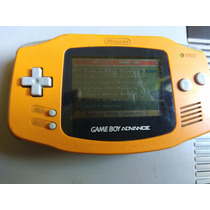 Game Boy Advance Anaranjado Con Multijuegos Nes Nintendo