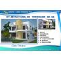 Kit Metalico Estructural De Town House 160m2