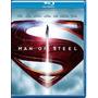 Blu Ray Superman Man Of Steel Dvd Original Nuevo