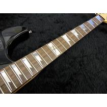 Stickers Guitarra Electrica Ibanez Diente De Tiburon (cromo)