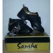 Zapatillas Para Danza Sansha- Envio Por Oca