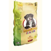 Ração Premium Hot Dog Para Cães Filhotes 10kg