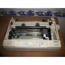 Impressora Matricial Epson Lx 300 Funcionando