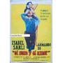 Afiche El Sexo Y El Amor Isabel Sarli Armando Bo 1974