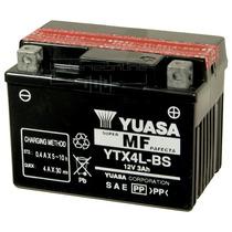 Bateria Ytx4l-bs Selada Titan Ks / Honda Biz - Yuasa