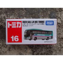 Tomica No.16 Isuzu Gala Jr Bus Tohoku 1/171 Die Cast Autobus