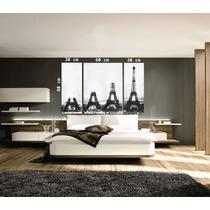 Cuadros Bastidores Torre Eiffel 120x80 Envio Sin Cargo