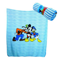 Manta Infantil Disney Soft Cobertor Para Bebês Criança Berço