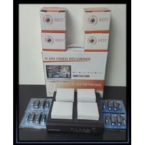 Kit Camara Seguridad Dvr Hd + Camara + Video Balum + Fuente
