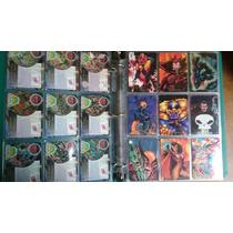 Pepsicards Marvel Comics Coleccion Con Prismas