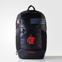 Mochila Adidas Flamengo Notebook Preta